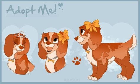 puppy princess puppy princess adoptable cocker spaniel adopted by kitchiki on deviantart