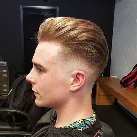 blast fade hairstyle mens haircute 2017 2018 best cars reviews