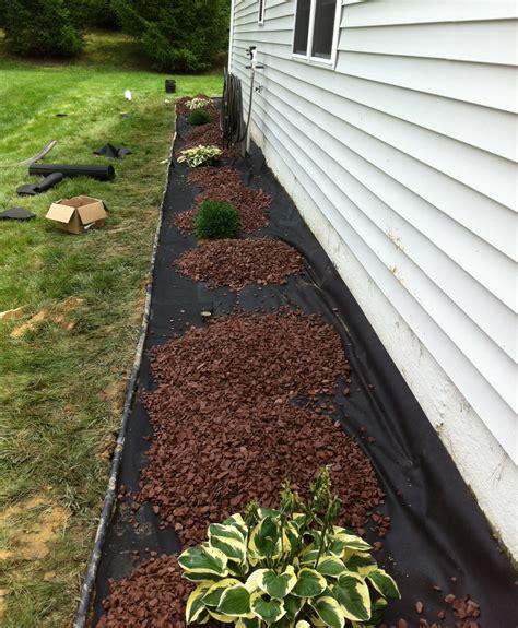 Landscape Edging For Mulch Landscape Services Jd S Landscaping Lawn Service