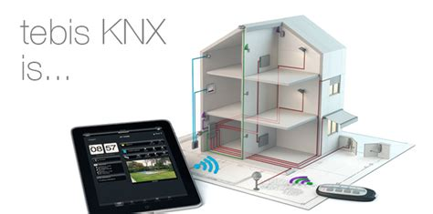 tebis knx solution by hager