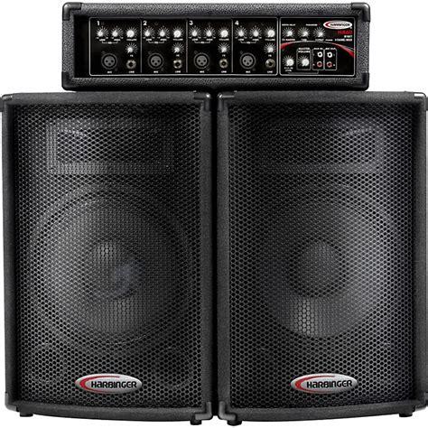 Speaker Untuk Sound System harbinger ha60 pa system music123