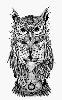 owl tattoo representation 20 staggering owl tattoos representing mystery and wisdom