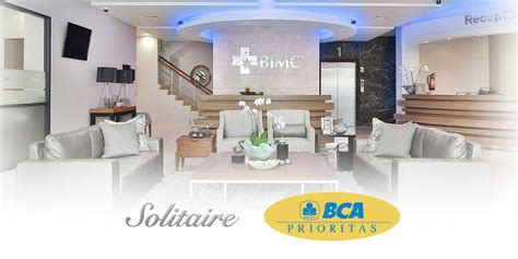 bca solitaire bimc siloam nusa dua in cooperation with bca priority