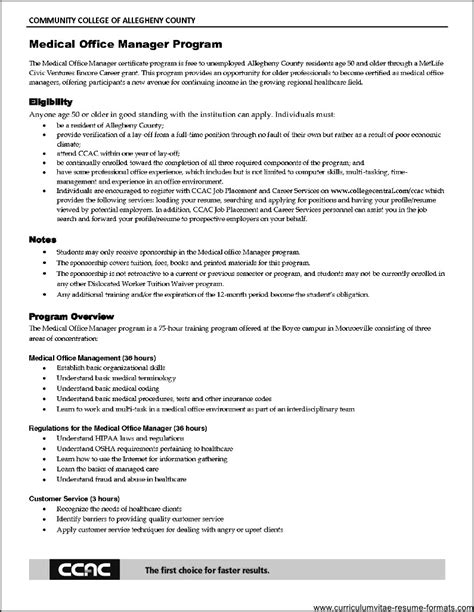 maintenance resume sample director supervisor building re cynix pro