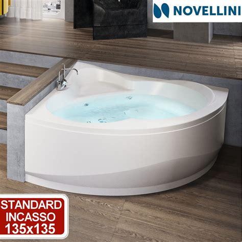 vasca da bagno tonda vasche guscio vasca angolare tonda standard ad