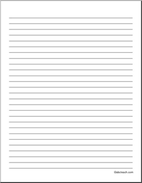 printable writing paper upper elementary writing paper blank 22 pt portrait upper elem abcteach