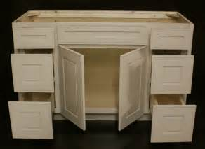 Kraftmaid Bathroom Cabinets Kraftmaid Maple Bathroom Vanity Sink Base Cabinet 54 Quot Bathroom Vanities Vanities And