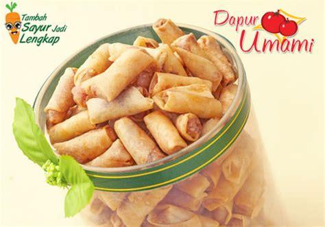 Ebi Udang Kering resep sumpia ebi dapur umami