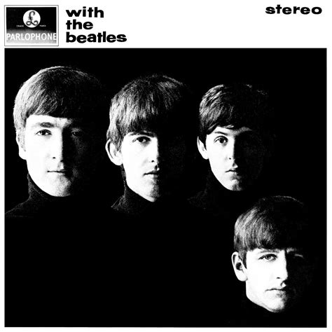 The Beatles Black 1 the daily beatle album covers with the beatles