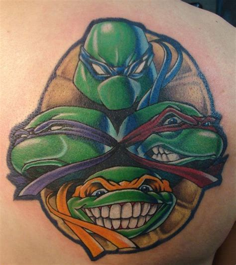 ninja turtle nose tattoo 50 turtle tattoos designs and ideas turtle