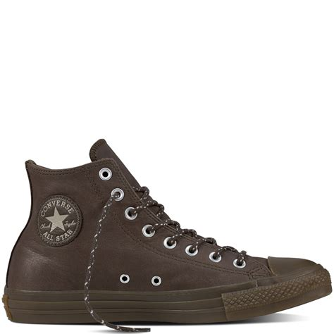 Jual Converse Leather Hi chuck all leather thermal converse gb