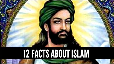 biography of muhammad islam 12 facts about islam prophet muhammad in their text s