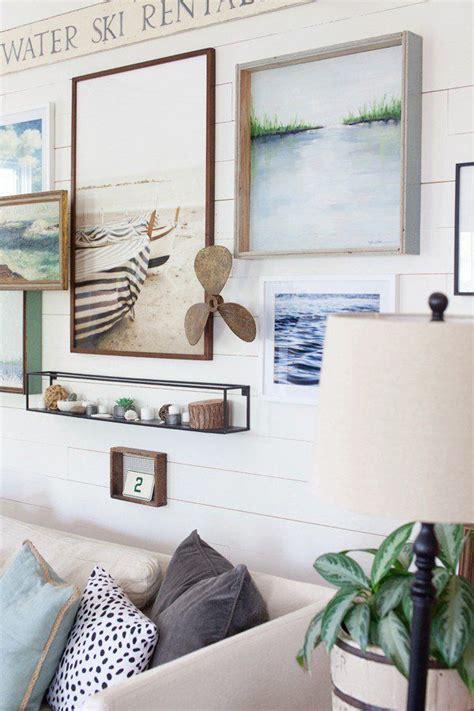 coastal decor wall 25 best ideas about coastal farmhouse on