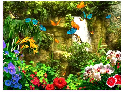 Live Butterfly Wallpaper For Windows 7 by 50 3d Wallpaper Live Screensaver On Wallpapersafari