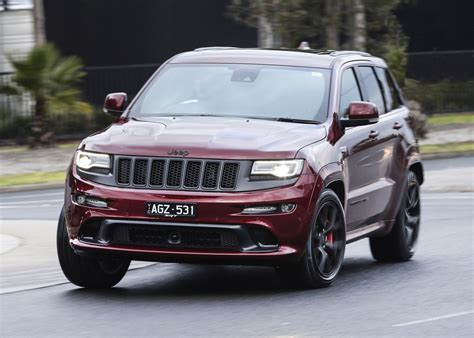 Jeep Grand by 2016 Jeep Grand Srt Review Photos Caradvice