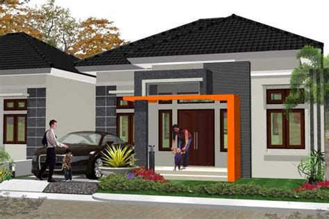membuat rumah irit biaya tips untuk menghemat biaya membangun rumah minimalis bpr