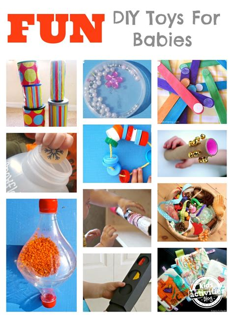 diy toys for babies