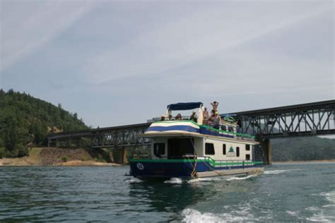 fishing boat rentals shasta lake shasta lake houseboating activities on lake shasta