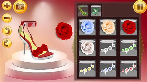 game design your shoes free game in this game you can create your shoes