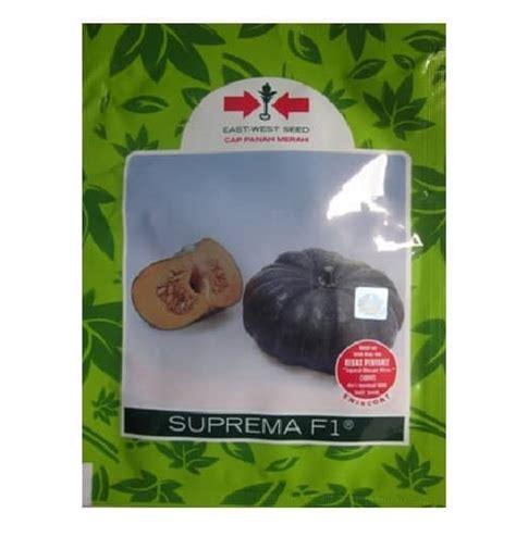 Labu Waluh Suprema 95 Biji jual benih labu suprema f1 95 biji panah merah bibit