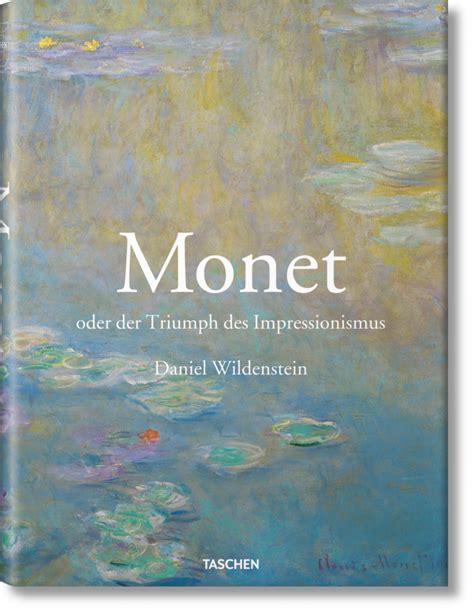 libro impressionist art bibliotheca universalis monet oder der triumph des impressionismus taschen verlag