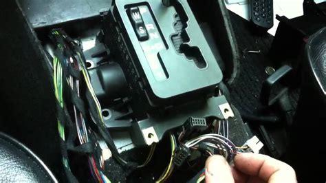 mercedes automatic transmission shifter shaft bushing w202