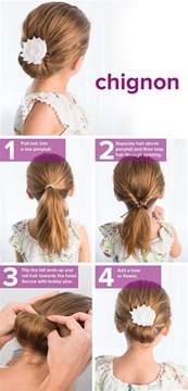 fast easy cute hairstyles  girls hair