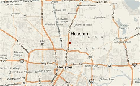 houston mapa object moved