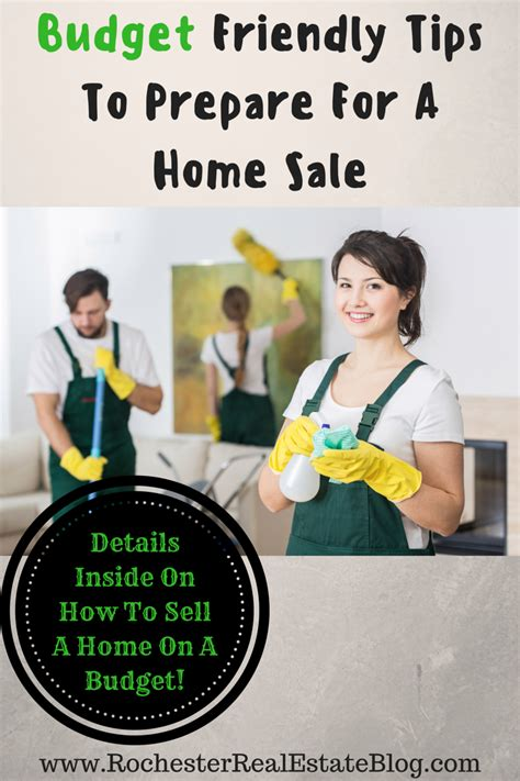 tips to start preparing your household to sell trashed how to prepare and sell a home on a budget