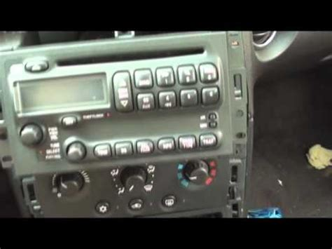 2005 pontiac grand prix aux input 2008 pontiac grand prix stereo update