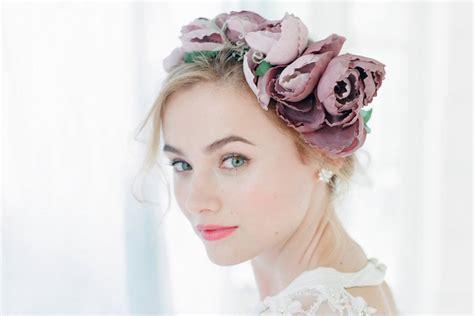 trending 25 stunning mauve wedding 25 trendy and beautiful wedding hairstyles
