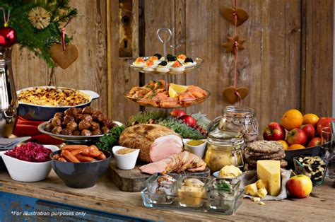 ikea restaurant malaysia swedish christmas buffet promotion