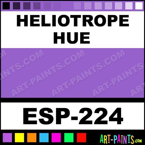 heliotrope color heliotrope specialist pastel paints esp 224