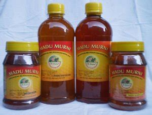 madu standard sni murni 100 black garlic indonesia