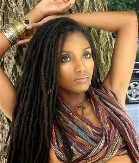 dread extensions for black women african american dreads tumblr nail art and tattoo