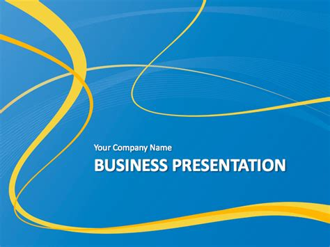 business presentation template by id512 graphicriver