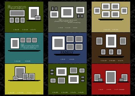 gallery wall layout how to arrange photo gallery frame wall layouts 2 how to