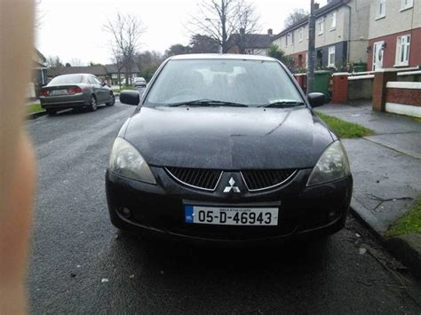 2005 mitsubishi lancer problems 2005 mitsubishi lancer for sale in tallaght dublin from