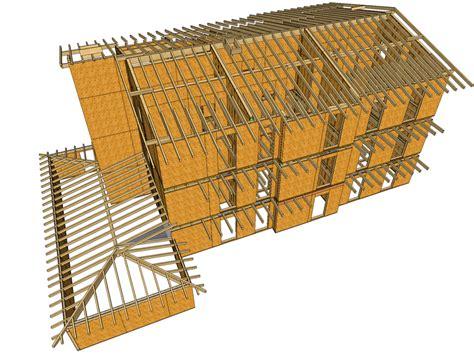 Platform Frame Timber Building Construction Systems Platform Frame