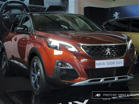 peugeot philippines price peugeot 3008 for sale price list in the philippines may