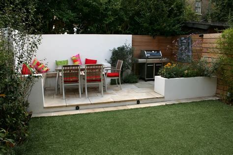 Patio And Outdoor by Small Garden Design In Home Home And Design