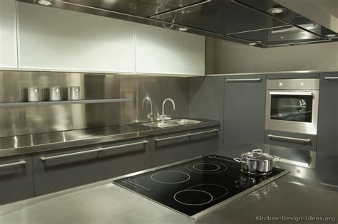 grey modern kitchen cabinets pictures of kitchens modern gray kitchen cabinets