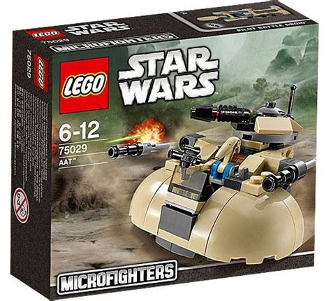 Lego Wars 75029 Aat 2014 lego wars microfighters sets photos officially