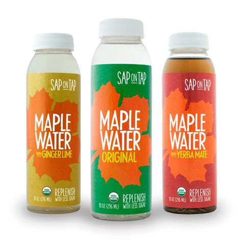 Water Sap sap on tap maple water enters whole foods pacific northwest region bevnet