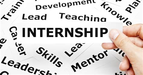 Do Internships Count As Years Of Experience Mba by The 7 Secrets Of Successful Internships Mente Argentina