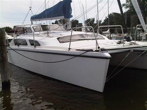 gemini catamaran engine used sail catamaran for sale 2010 performance cruising 34ft