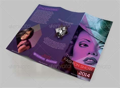 fashion brochure templates fashion brochure templates 52 free psd eps ai