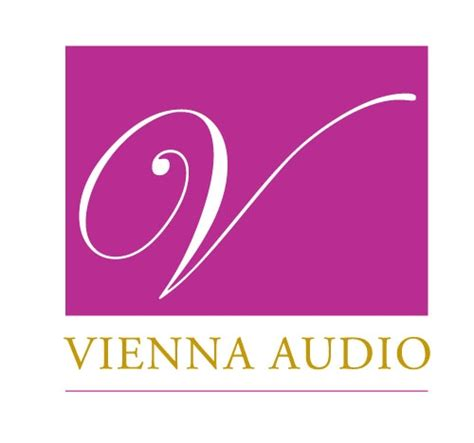 Letter Audio Home Www Vienna Audio Co Uk