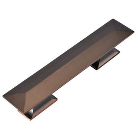 hickory hardware 3 in and 96 mm bungalow refined bronze