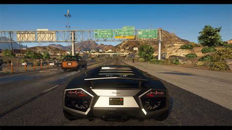 mod gta 5 realistic gta 5 the most realistic graphics mod yet youtube